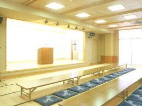 『集会室』の画像