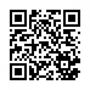 『中島村公式TwitterアカウントQRコード』の画像