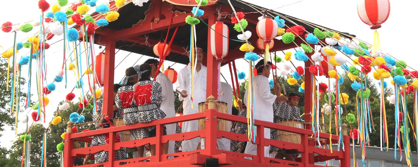 中島村 イメージお祭り